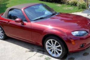 2008 Mazda MX-5 Miata MX-5 MIATA GRAND TOURING CONVERTIBLE Photo