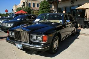 1982 Rolls Royce Luxury Sedan