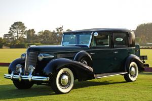 One-Off, 1937 Brewster-Bodied Buick Roadmaster - Investment Grade w/ Provenance