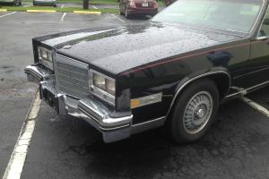 1984 Cadillac Eldorado Coupe 2-Door 4.1L