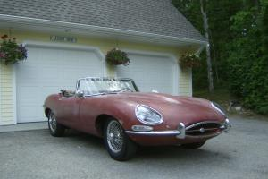 1967 Jaguar Series I, 4.2,  XKE Roadster Photo