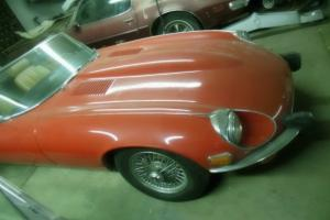 1973 Jaguar XKE Base 5.3L