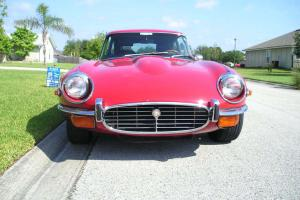 Jaguar E-Type STUNNING w/ 2 VIDEOS of it Running/driving!! Photo