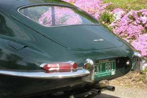 1962 Jaguar E-Type XKE Coupe