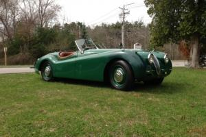 Jaguar XK120 OTS Excellent original driver! Photo