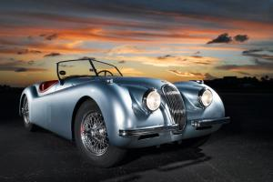 1952 Jaguar XK 120 Roadster