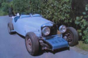 JAGUAR SS 90 REPLICA (NOT A KIT CAR )