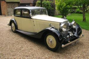 Bentley 3.5 Park Ward