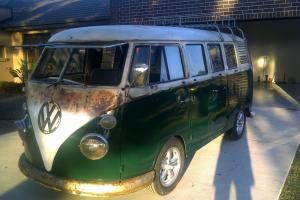 Volkswagen Kombi 1966 VAN 4 SP Manual 1 5L Carb