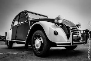 1969 Citroen 2CV - Complete Frame Off Restoration - 55 MPG - One of the BEST!!
