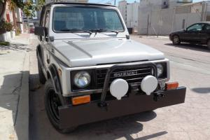 RARE 1987 SUZUKI SAMURAI 4X4, JX LOADED WITH REMOVABLE HARDTOP