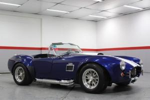 1965 SHELBY COBRA AC FACTORY FIVE REPLICA SUPERCHARGED V8 HOT ROD RACE SHOW FAST