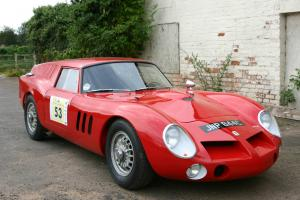 1965 Iso Rivolta Competition Ferrari Breadvan Style Body Photo