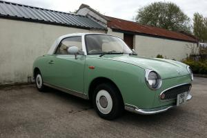 Nissan Figaro with low mileage