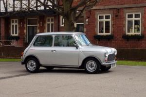 1984 AUSTIN MINI 25 ltd edition         CLASSIC MINI 998CC 998 CC 1000CC 1000 CC