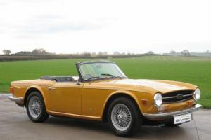 1972 Triumph TR6 150bhp - CP Chassis - UK Car