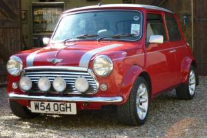 Rover Mini Cooper Sport On Just 9640 Miles From New