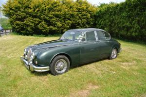 JAGUAR MK2 3.4 SALOON  Photo