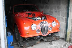 MK2 JAGUAR 3.8  Photo