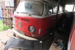 VERY LOW MILEAGE 1968 VW dormobile only 69 thou.
