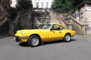 1978 Triumph Spitfire 1500 Roadster Manual with Overdrive  Photo