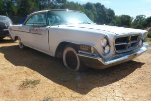 Rare 1962 Chrysler 300 2 Door BIG Block Coupe AND 4 Door Newport
