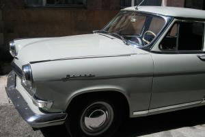 Gaz 21 Volga - Fully Restored to Original Condition