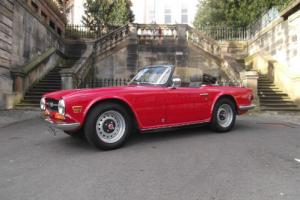 1971 Triumph TR6 Roadster Manual 2.5