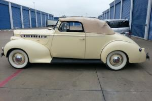 1940 Packard 110 Convertible Collectible Classic Restored
