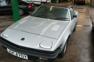 Triumph TR7 Convertible 17,000 miles warranteed 1982