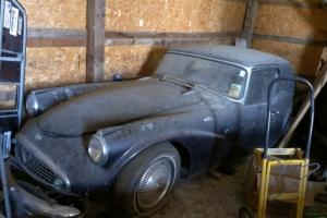 "Daimler SP-250 ""Barn Find Project car"" last driven 1973 Complete!"