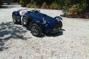 1951 Allard Professional Built Recreation by Neil Hardy