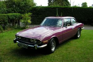 TRIUMPH STAG Mk2 AUTO PURPLE  Photo