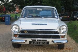 1965 Mk1 Cortina Lotus Evocation  Photo