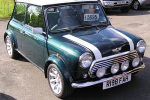 1998 (R) Rover MINI COOPER 1.3i, 43,000 miles  Photo