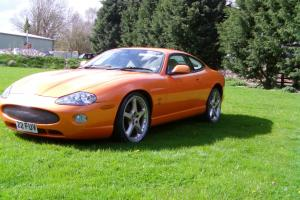 STUNNING JAGUAR XK8 MY WIFES CAR FOR OVER 7 YEARS 20 Photo