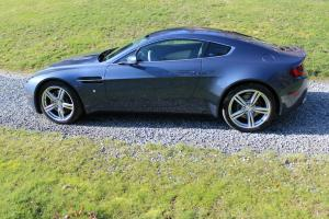 2009 Aston Martin V8 Vantage Base Hatchback 2-Door 4.7L