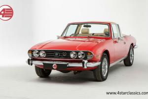 Triumph Stag MkII  Photo