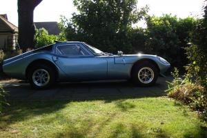 Marcos Coupe 1600 Lotus twin cam