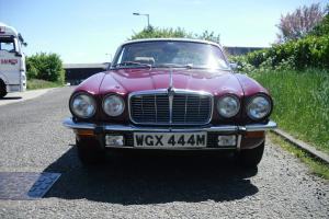 JAGUAR 4.2 XJ6 AUTO RED  Photo