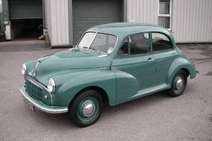 1954 MORRIS MINOR Series ll Splitscreen 2-Door