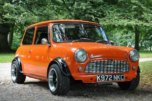 1992 ROVER MINI SPRITE ORANGE