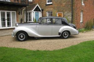 Bentley R type Automatic with power steering