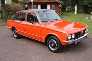 triumph dolomite 1850hl 1977  Photo