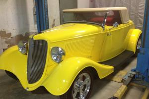 HOT ROD 1934 Roadster