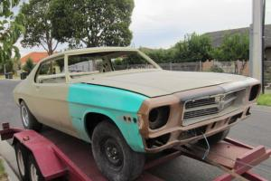 Monaro HQ Genuine LS 2 Door Coupe V8 Project
