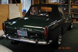 1966 Sunbeam Alpine Series 5 - VW VR6 Powered/ Restored