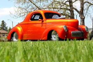 1941 WILLYS COUPE  WILD HOT ROD