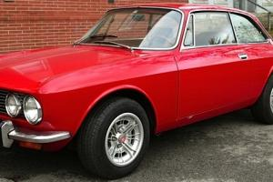 1972 Alfa Romeo 2000 GTV Coupe 2nd Owner 3K Miles No Reserve Excellent Condition