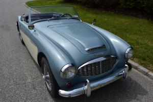 1959 Austin Healey 3000 Mk 1 Two seater BN-7 Photo